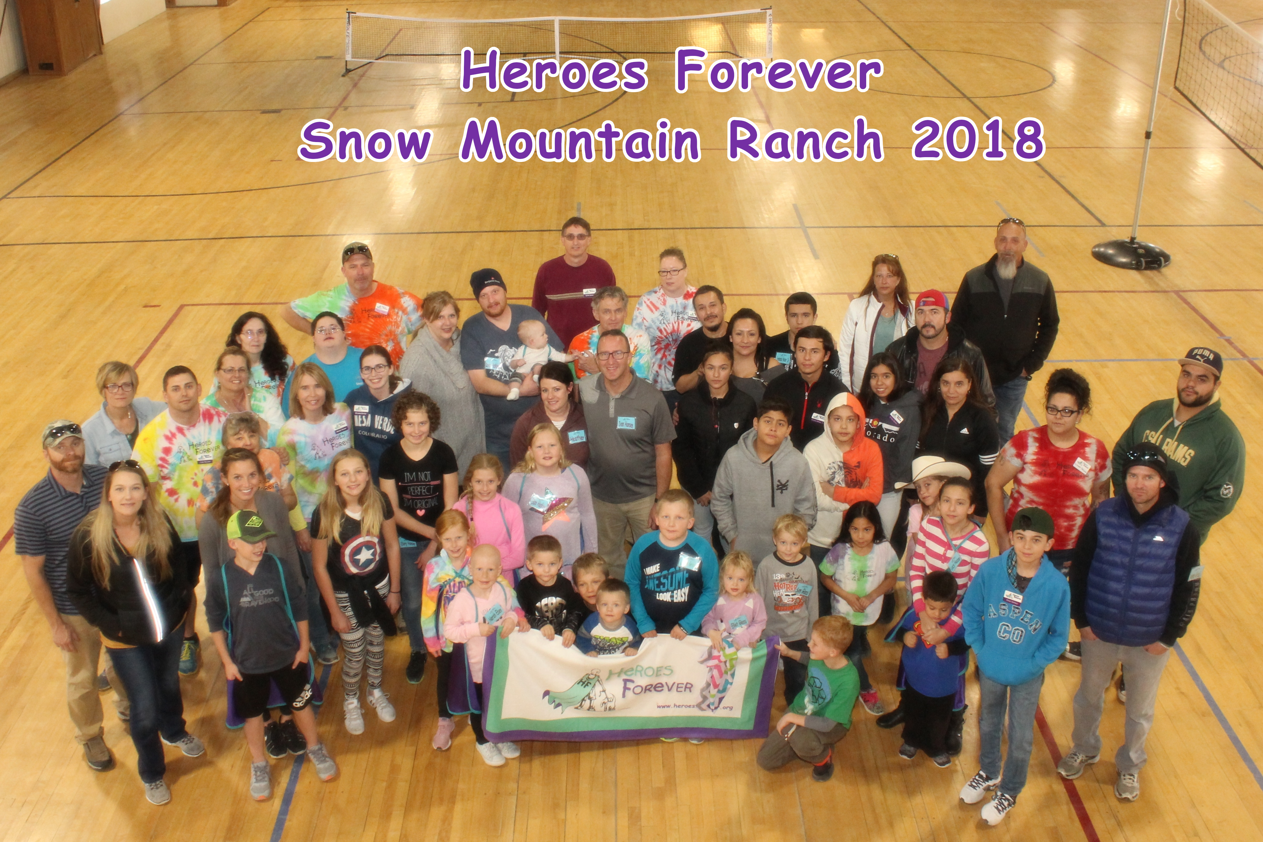1 - HF Snow Mountain Ranch 2018